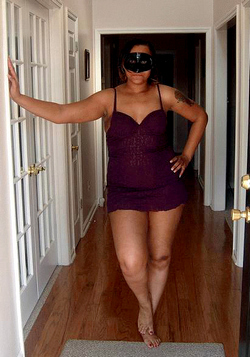 Some busty black housewife looking for..