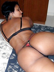 Perky fully nude old black granny, home made amazing ...