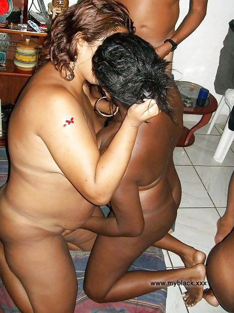 Sex black ebony group