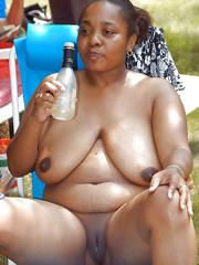 Bbw old black women