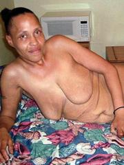 Sex granny black african