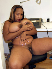 Fat black women nude apologise