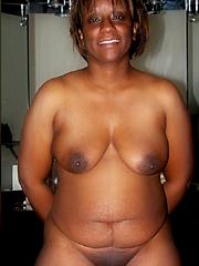 Nude black wife pic possible
