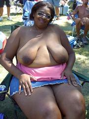 Black mature women vaginas